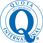QUOTA INTERNATIONAL, INC.